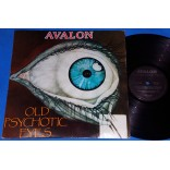 Avalon - Old Psychotic Eyes - Lp - 1993 - Brasil