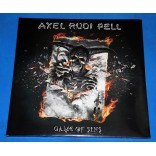 Axel Rudi Pell - Game Of Sins - Lp Duplo + Cd - 2016 - Alemanha - Lacrado