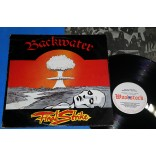 Backwater - Final Strike - Lp - 1987 - Woodstock