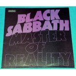 Black Sabbath - Master of reality - Lp - Lacrado - 1976 - Holanda - Ozzy