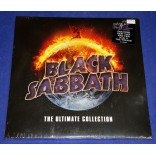 Black Sabbath - The Ultimate Collection - 4 Lp's - 2017 - USA - Lacrado