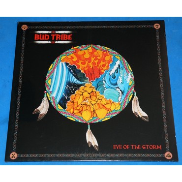 Bud Tribe ‎- Eye Of The Storm - Lp 2013 Italia Lacrado