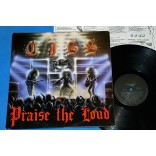CJSS - Praise The Loud  - Lp  - 1986 - Brasil - David T. Chastain - Rock Brigade