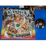 Executer - Rotten Authorities - Lp - 2014 - Vinil azul