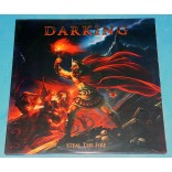 Darking - Steal The Fire - Lp 2015 Italia