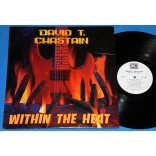 David T. Chastain  - Within The Heat - Lp - 1988 - USA