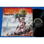 Deathrow - Raging Steel - Lp - 1987 - Woodstock