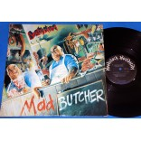 "Destruction - Mad Butcher - 12"" Ep - 1988 - Woodstock"