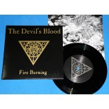 "Devil´s Blood - Fire burning - 7"" Single - 2011 - Alemanha"