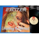 Exciter ‎- Unveiling The Wicked - Lp - 1986 - França