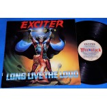 Exciter - Long Live The Loud - Lp - 1987 - Woodstock