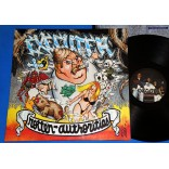 Executer - Rotten Authorities - Lp - 2014 - Vinil Preto