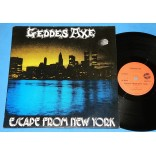 "Geddes Axe ‎- Escape From New York - 12"" Ep - 1982 - UK"