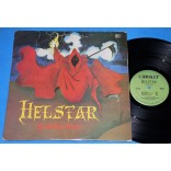 Helstar ‎- Burning Star - Lp - 1984 - USA