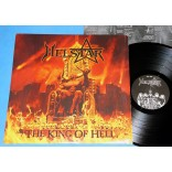 Helstar ‎- The King Of Hell - Lp - 2008 - Alemanha
