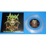 Hirax / The Force - La Boca  / Queen Of - 7 Single 2013 - Kill Again