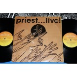 Judas Priest ‎- Priest... Live - Lp - Duplo - 1987