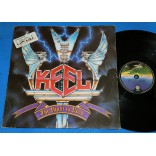Keel - The Right To Rock - Lp - 1985 - Brasil