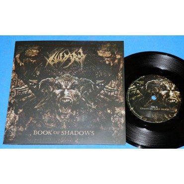 "Luvart - Book of Shadows - 7"" Single Compacto - 2015"
