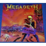 Megadeth - Peace Sells... But Who's Buying? - Lp - França - Lacrado