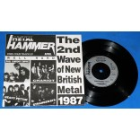 "Metal Hammer - 7"" Single - 1987 - EU - Paul Samson's Empire Chariot Heavy Pettin'"