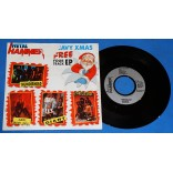 "Metal Hammer - Heavy Xmas - 7"" Single - 1989 - EU - Axel Rudi Pell"