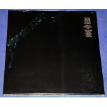 Metallica - Black Album - Lp Duplo 180gr - USA - 1991 - Lacrado