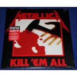 Metallica - Kill 'Em All - Lp - 2016 - USA - Lacrado