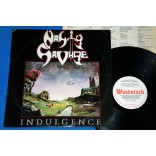 Nasty Savage - Indulgence - Lp - 1987 - Brasil - Woodostock