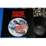 Nuclear Assault - Handle With Care - Lp - 1990 - Rock Brigade