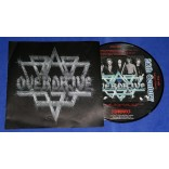 "Overdrive - 7"" Picture Disc Single - 2000 - Suécia NWOBHM"
