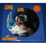 "Ozzy Osbourne - Mr Crowley Live - 12"" Ep Picture Disc - 1982 - USA - Black Sabbath"