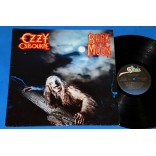 Ozzy Osbourne - Bark At The Moon - Lp - 1983