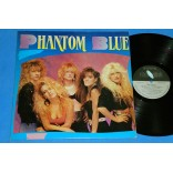 Phantom Blue - 1° - Lp - 1989 - Heavy Metal