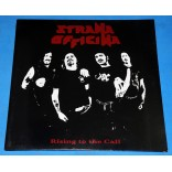 Strana Officina ‎- Rising To The Call - Lp  2010 Italia Lacrado