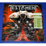 Testament -  Brotherhood of the Snake - Box 2 Picture Disc + Cd - 2016 - USA - Lacrado