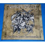 Virgin Steele - The Black Light Bacchanalia -Box com 3 lps +1cd 2010 Alemanha