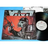 Voivod - War And Pain - Lp - 1984 - USA Metal Blade