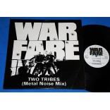 "Warfare - Two Tribes - 12"" Ep - 1984 - UK"
