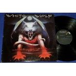 White Wolf - Standing Alone - Lp - 1984 - USA