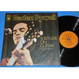 Baden Powell ‎- Solitude On Guitar - Lp - 1973 - CBS