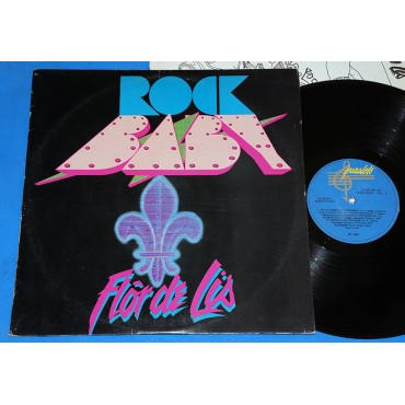 Flor De Lis - Rock Baby Vol.1 - Lp - 1987