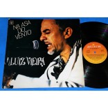 Luiz Vieira - Na Asa Do Vento - Lp - 1978