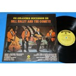 Bill Haley And The Comets - Grandes sucessos -  Lp - 1972