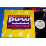 Pepeu Gomes ‎- Instrumental On The Road - Lp - 1989