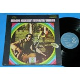 Sergio Mendes - Favorite Things - Lp - 1968