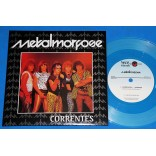 "Metalmorfose - Correntes - 7"" Single Limitado - 2015 - Neves Records - Metalmorphose"