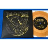 "Interceptor - Loud whispers of hell - 7"" Single Limitado - 2015 - Neves Records - 150 copias"