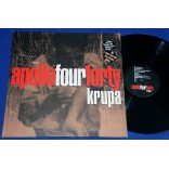 "Apollo Four Forty - Krupa - 12"" EP - 1996 - UK"