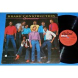 Brass Construction - Conversations - Lp - 1983 - Brasil